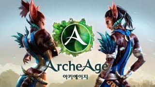 ArcheAge - CBT5 - Приключения Быкова и Онти. via MMORPG.su