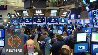 GE drags Wall Street lower - REUTERSVIDEO