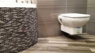 Ремонт ванной комнаты в новостройке Краснодар (как все было)