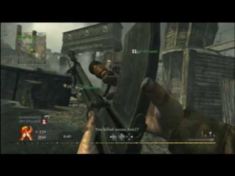 Pyrotoz COD5 Team Deathmatch (Widescreen Commentated) 8 - Roundhouse
