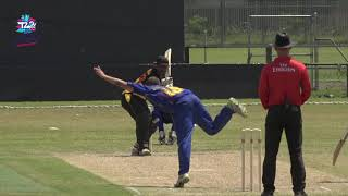 ICC Men's T20 World Cup Global Qualifier - PNG v Phillipines - Hightlights - CRICKETWORLDMEDIA