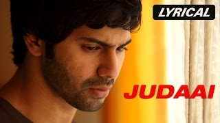Judaai | Full Song with Lyrics | Badlapur