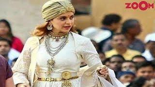 Kangana Ranaut's 'Manikarnika: The Queen Of Jhansi' Portions To Get Reshot | Bollywood News - ZOOMDEKHO
