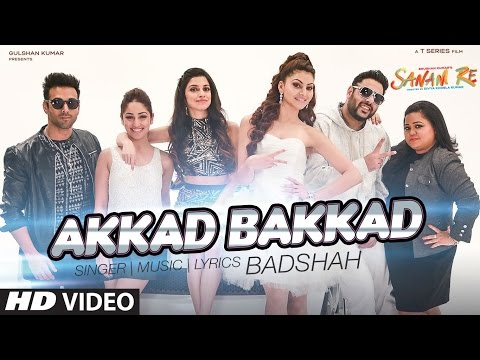 Sanam Re - Akkad Bakkad song