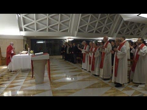 Bài giảng của Đức Thánh Cha Phanxico (21.01.19): Các Mối Phúc, kiểu mẫu đích thực của đời Kitô hữu