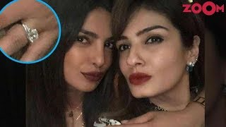 Is Priyanka Chopra's Ring Worth A Whopping Amount Of 2 Crore Rupees? | Bollywood News - ZOOMDEKHO