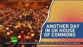 Dysfunctional workplace: Harassment of staff thriving in Britain's House of Commons - report - RUSSIATODAY