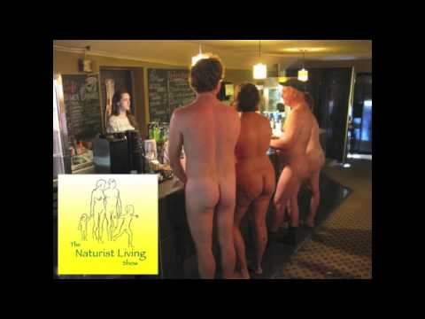 Naturist Living Show Episode XXXIII - Movie Wrap-Up And Growing Up Without Shame