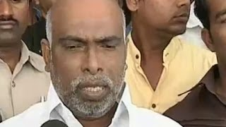 Mistakes in AP Reorganization Bill   Dokka Manikya Vara Prasad - TV5NEWSCHANNEL