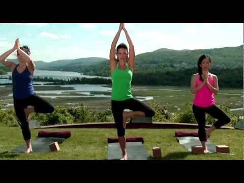 Yoga Class with Hilaria Baldwin: Vinyasa Ashtanga