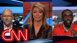 Panelists erupt over Trump-Stormy Daniels saga - CNN