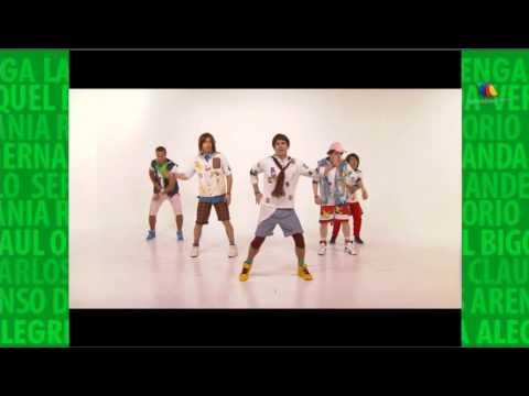 [310714] The Boss/DNA/Daikoku Danji_Love Bingo! Parodia @ Venga la alegría (Full Cut)