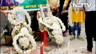 शहीदों बबलू संतारा की अंतिम यात्रा - NDTVINDIA