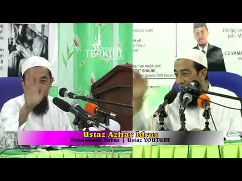 Ustaz Azhar Idrus - Guna Doa Makan Halau Hantu (CERAMAH TERKINI)