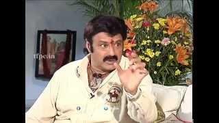 Balakrishna about Producer Rudrapati Ramana Rao - TFPC
