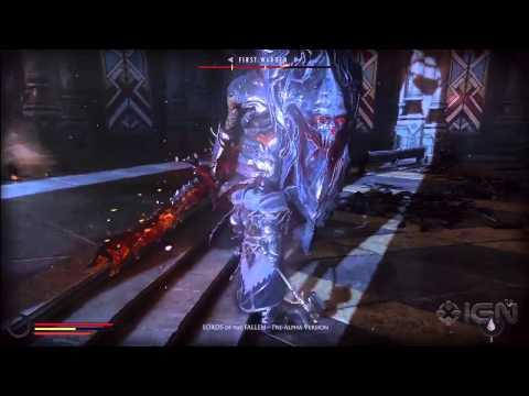 Tak będzie wyglądać Lords of The Fallen - 7 minut z gry