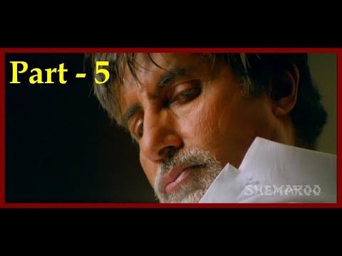 Ek Ajnabee - Part 5 Of 13 - Best Hindi Movies - Amitabh Bachchan - Arjun Rampal