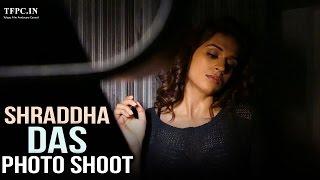 Making of Shraddha Das Latest Hot Photo Shoot | TFPC - TFPC