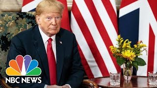 Special Report: President Trump meets Queen Elizabeth II - NBCNEWS