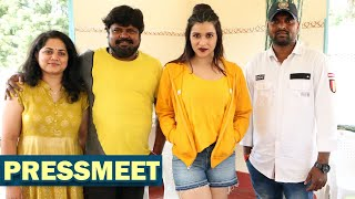 RadhaQube Production No 1 Pressmeet | Mannara Chopra, Amma Rajasekhar - TFPC