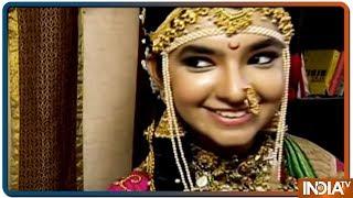 Jhansi Ki Rani Manikarnika's bridal look will leave you breathless - INDIATV