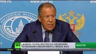 Wrap-up: Lavrov on 'containing Russia', Ukraine & MH17 crash - RUSSIATODAY