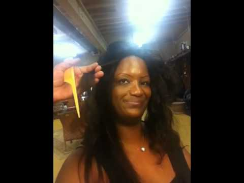 Beautiful Kids front lace wig journey with Tina