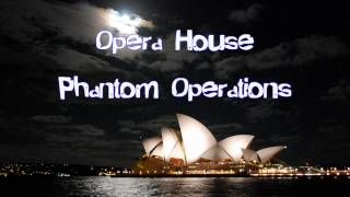 Royalty Free :Opera House Phantom Operations