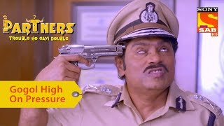 Your Favorite Character | Gogol High On Pressure | Partners Double Ho Gayi Trouble - SABTV