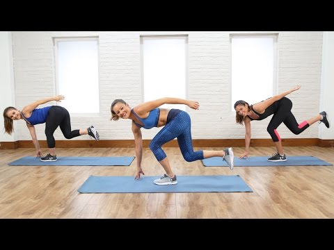 10-Minute Booty Workout For the Muscles You Forget to Work | Class FitSugar