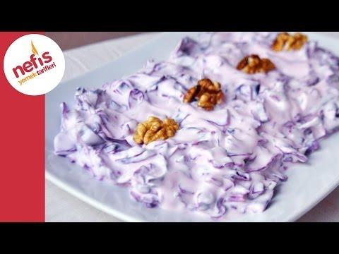 Mor Lahana Mezesi | Nefis Yemek Tarifleri