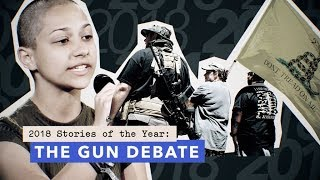 Parkland students, mass shootings and the NRA: the gun debate in 2018 - CNN