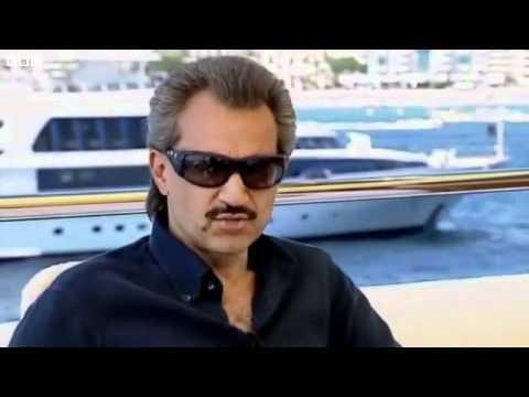 Kim jest książę Al-Walid bin Talal?