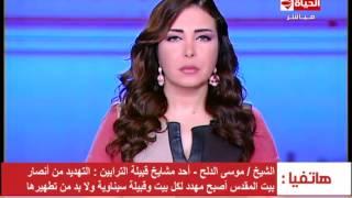 فيديو.. قبيلة الترابين: جماعات الإرهاب تهددعائلاتنا وتستغل ضعفاء العشائر