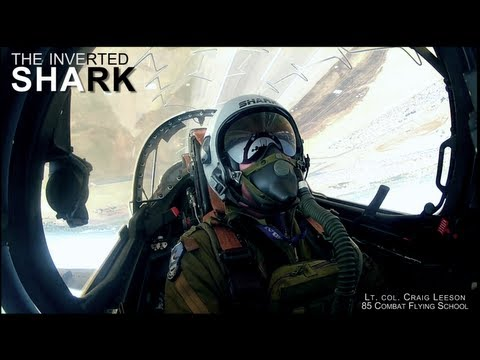 South African Air Force Hawk Mk120 Display - Lt. col. Craig Leeson - 85 Combat Flying School
