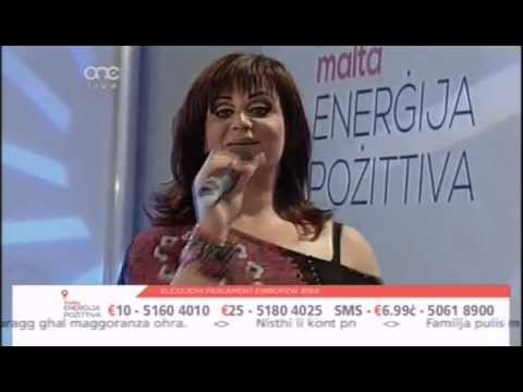Tony Gauci Medley - Ina Robinich on ONE TV