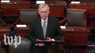 Senate returns after Trump makes proposal to end shutdown - WASHINGTONPOST