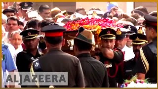 🇮🇳 India: Thousands pay tribute to former PM Atal Bihari Vajpayee | Al Jazeera English - ALJAZEERAENGLISH