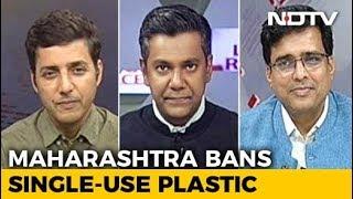 Maharashtra's War On Plastic Use - NDTV