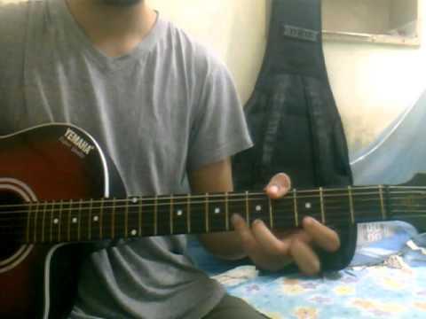 teri meri bodyguard guitar tabs - Rohit