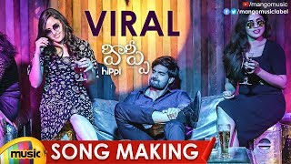 Viral Song Making | HIPPI Movie Songs | Kartikeya | Digangana | Raghu Dixit | Balamurali Balu - MANGOMUSIC