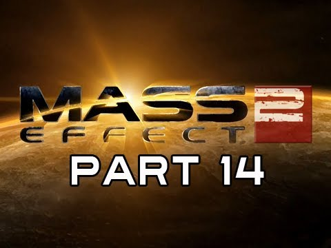 Mass Effect 2 Gameplay Walkthrough - Part 14 Cerberus Operative Rescue Let's Play