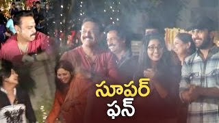 Shatamanam Bhavati Movie Team Bhogi Celebrations | TFPC - TFPC