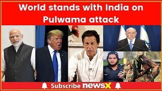 World stands with India on J&K's Pulwama militant attack, will China back or block Pakistan? - NEWSXLIVE