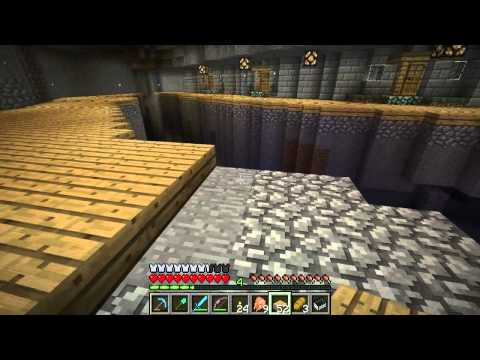 Minecraft Building with BdoubleO Episode 17 Across the way