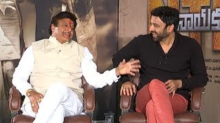 Nandamuri Balakrishna and Sumanth Special Interview About NTR Kathanayakudu | TFPC - TFPC