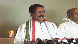 Marri Shashidhar Reddy For 1963 Kamaraj Plan-2 To Revive Congress Party | iNews - INEWS