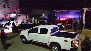 العثور على 60 جثة في محرقة جثامين بالمكسيك