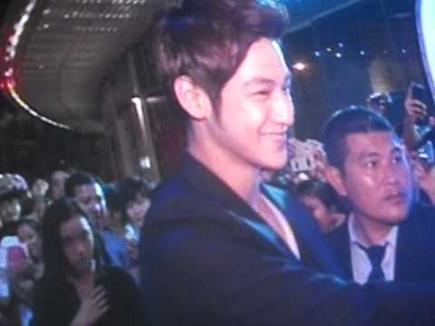 [260413] Kim Bum at The Gifted Hands film show in Vietnam #1