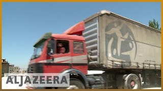 🇱🇧 Lebanese hope open Nassib crossing will help revive businesses | Al Jazeera English - ALJAZEERAENGLISH